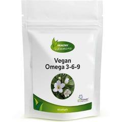 Vegan Omega 3-6-9