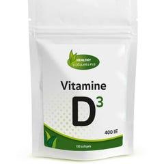 Vitamine D3 400 IE