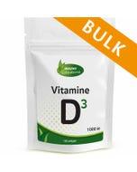 Vitamine D3 1000ie - 480 softgels - Bulk