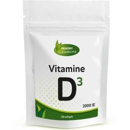 Vitamin D3 2.000 ie