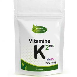 Vitamin K2 MK7 200 mcg