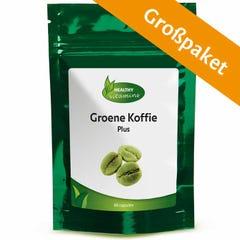 Grüner Kaffee Plus Großpaket