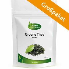 Grüner Teeextrakt Großpaket