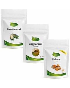 Groenlipmossel Premium Pakker