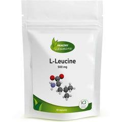 L-leucine 500 mg